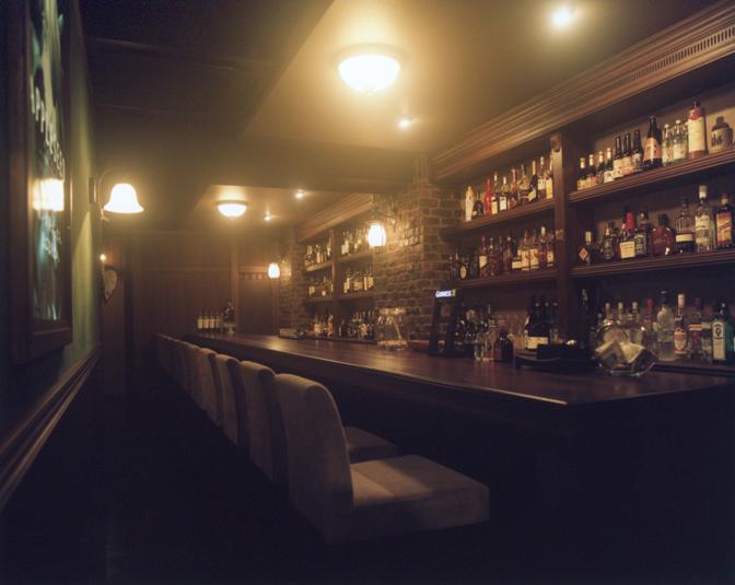 Bar Sekirei 内装
