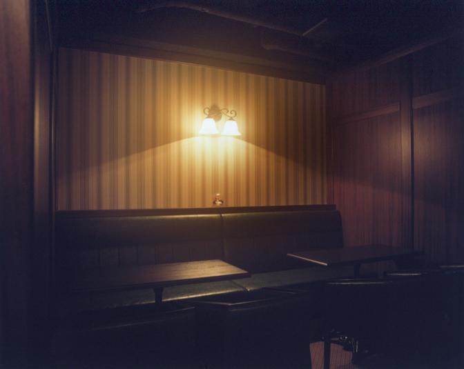 Bar Sekirei テーブル席