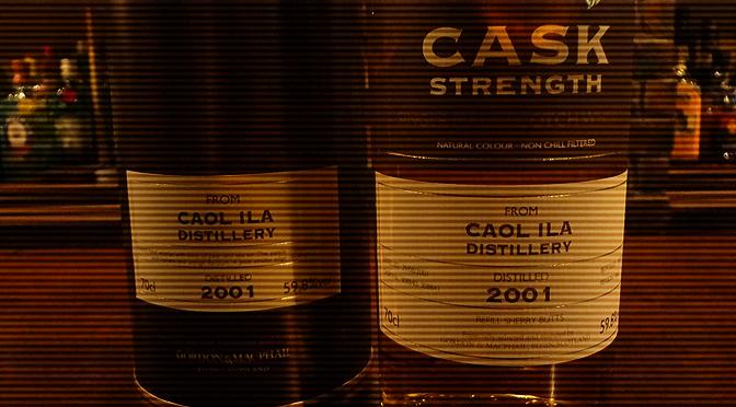 ゴードン&マクファイル カリラ 2001 カスクストレングス シェリーバット アイキャッチ