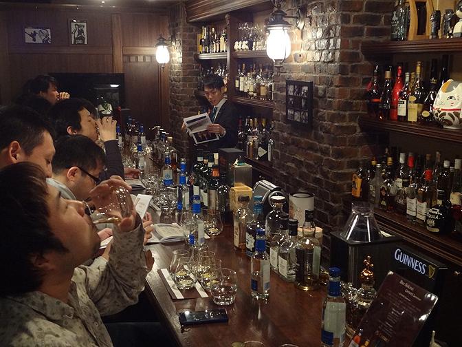 2014シーバス・リーガル ウイスキーセミナー3