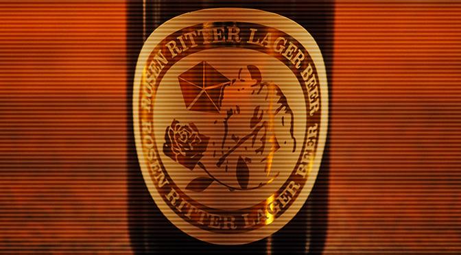 『銀河英雄伝説 ローゼンリッター(薔薇の騎士)ビール』買ってみました。